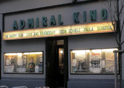 Admiral Kino, Außenansicht