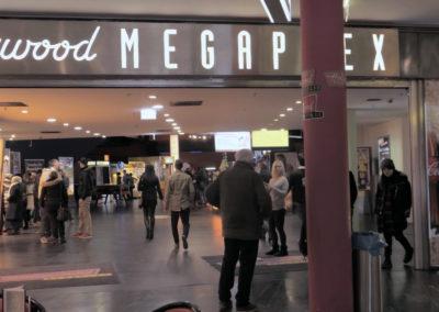 Hollywood Megaplex Gasometer, Foyer