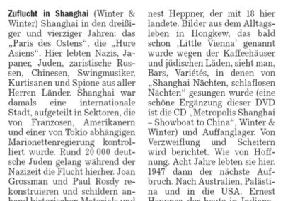 Die Welt, 9.1.06
